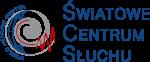 Logo Światowego Centrum Słuchu